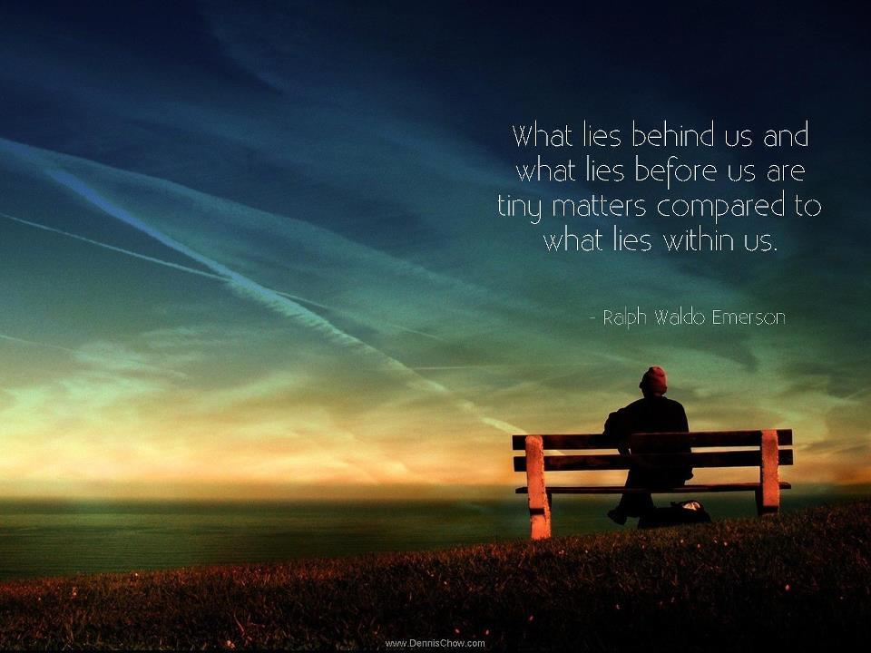Ralph Waldo Emerson Quote