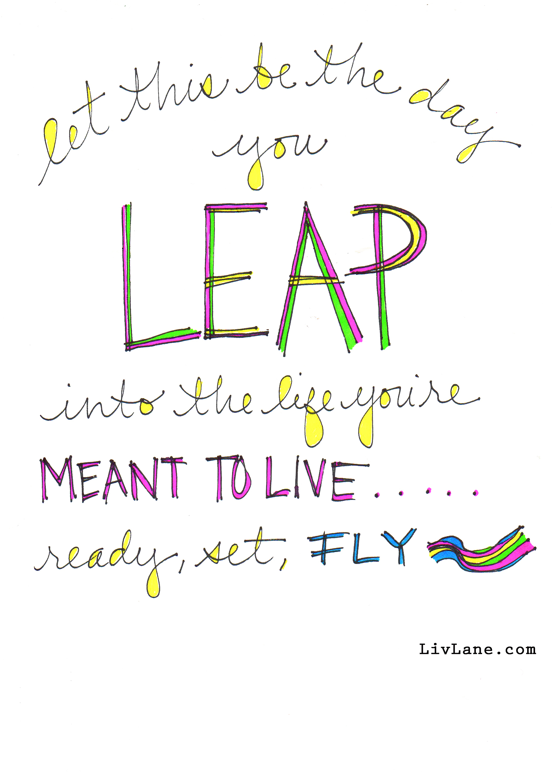 LEAP year | Coach Karen