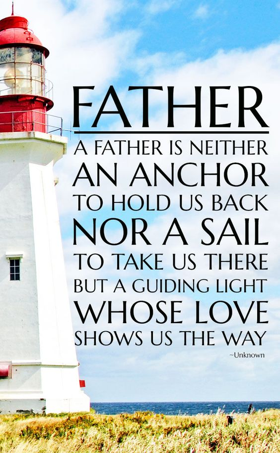 Father's Quote